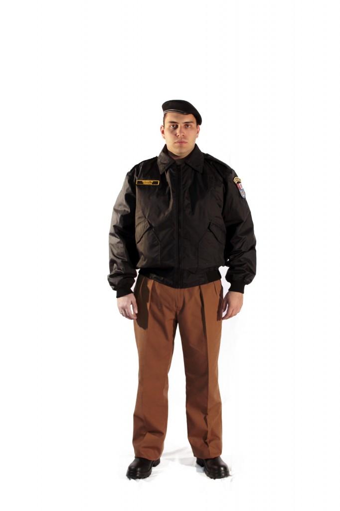 Jaqueta de Nylon