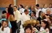 Evento da PM promove encontro entre jovens e idosos
