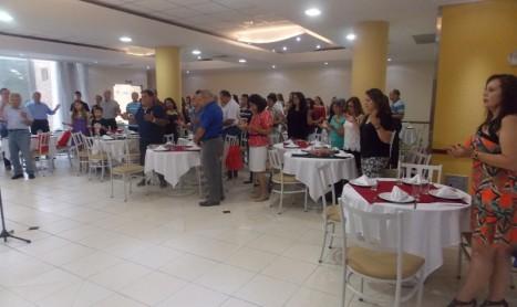 CONFRATERNIZAÇÃO DOS FUNCIONÁRIOS DA SEDE NA CAPITAL