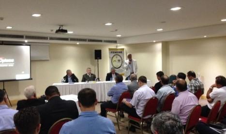 FENEME reuniu em Brasília-DF representantes das entidade filiadas