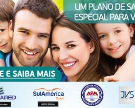 SulAmérica Saúde para associados AVM e seus dependentes.