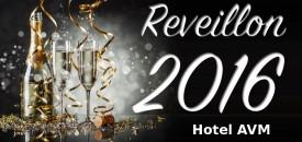 RESERVAS RÉVEILLON 2015 / HOTEL AVM FOZ DO IGUAÇU