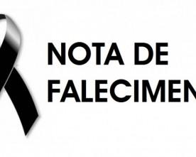 Faleceu em 17/05/2016, José Romalio Machado