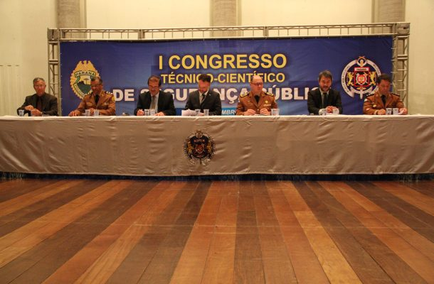 I Congresso Técnico-Cientifíco de Segurança Pública