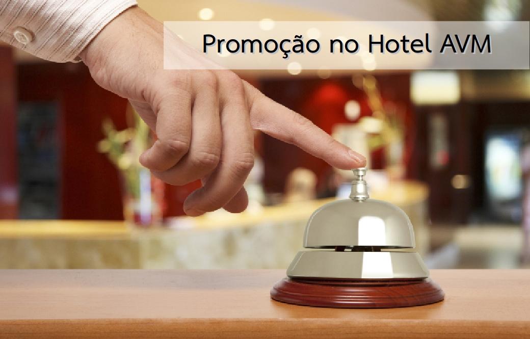 promocao hotel avm